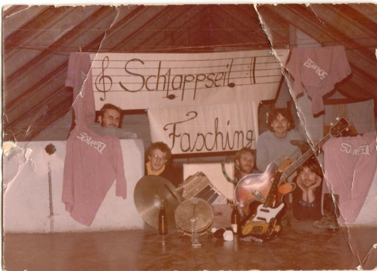 Als alles begann 1986