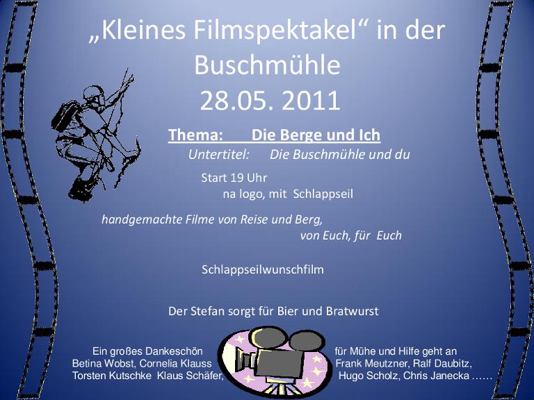 Filmspektakel 2011